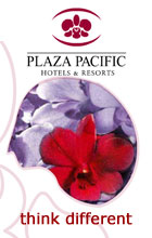 Plaza Pacific Hotels - think different